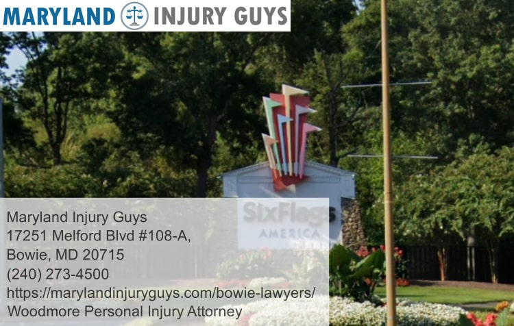 woodmore personal injury attorney near six flags america
