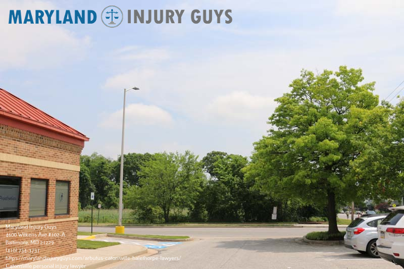 Personal Injury Lawyer Catonsville